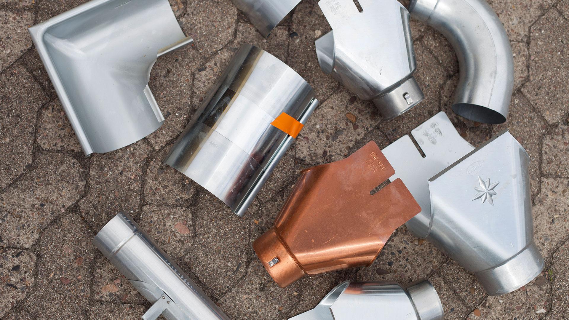 Material Nahaufnahme 1920x1080px | Dachdeckerei Spalek OHZ