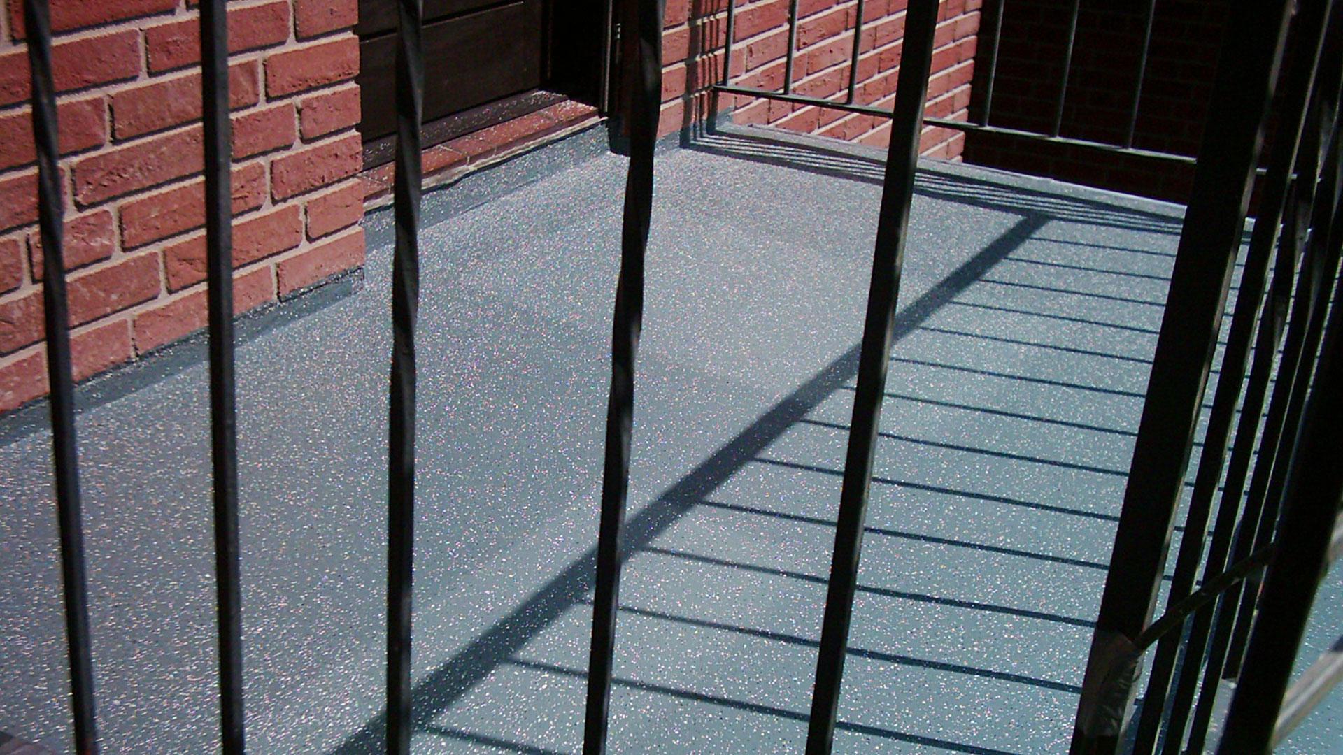 Sanierter Balkon in Bremen 1920x1080px | Dachdeckerei Spalek OHZ